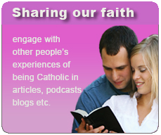 Sharing our faith